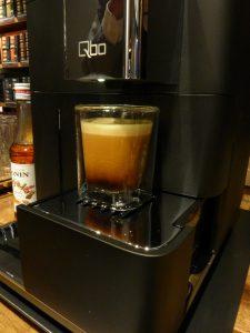 Qbo Kaffeemaschine Espresso Cremagewitter