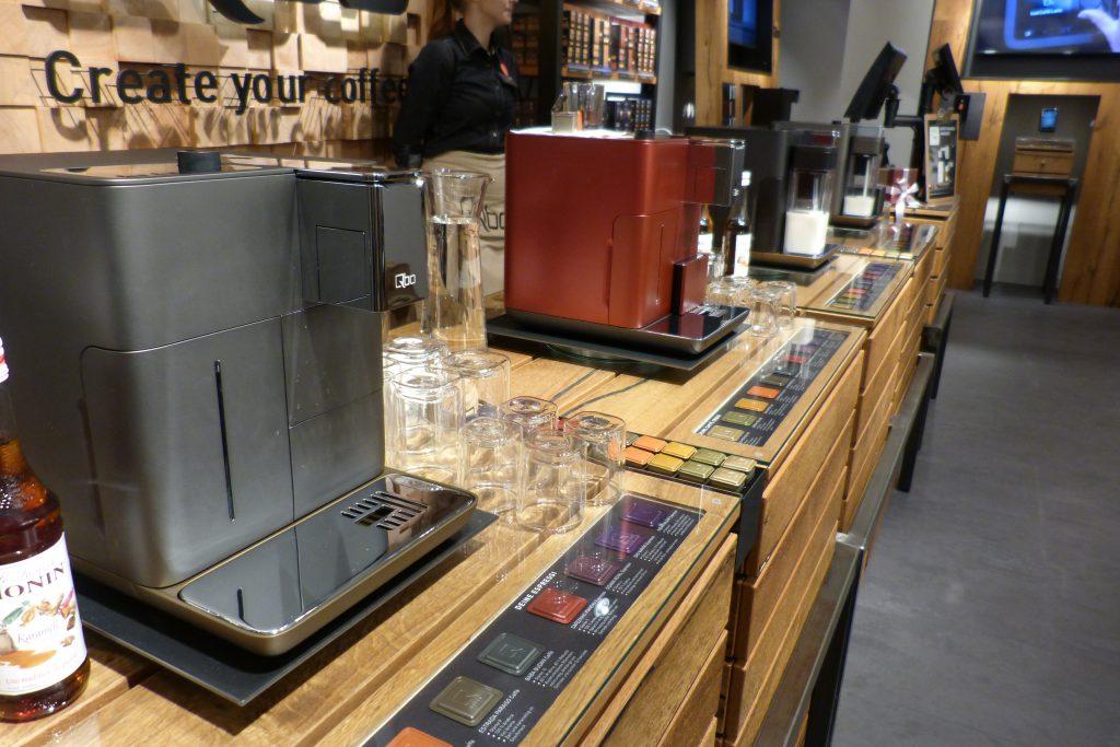 Qbo Kaffeemaschinen Designs