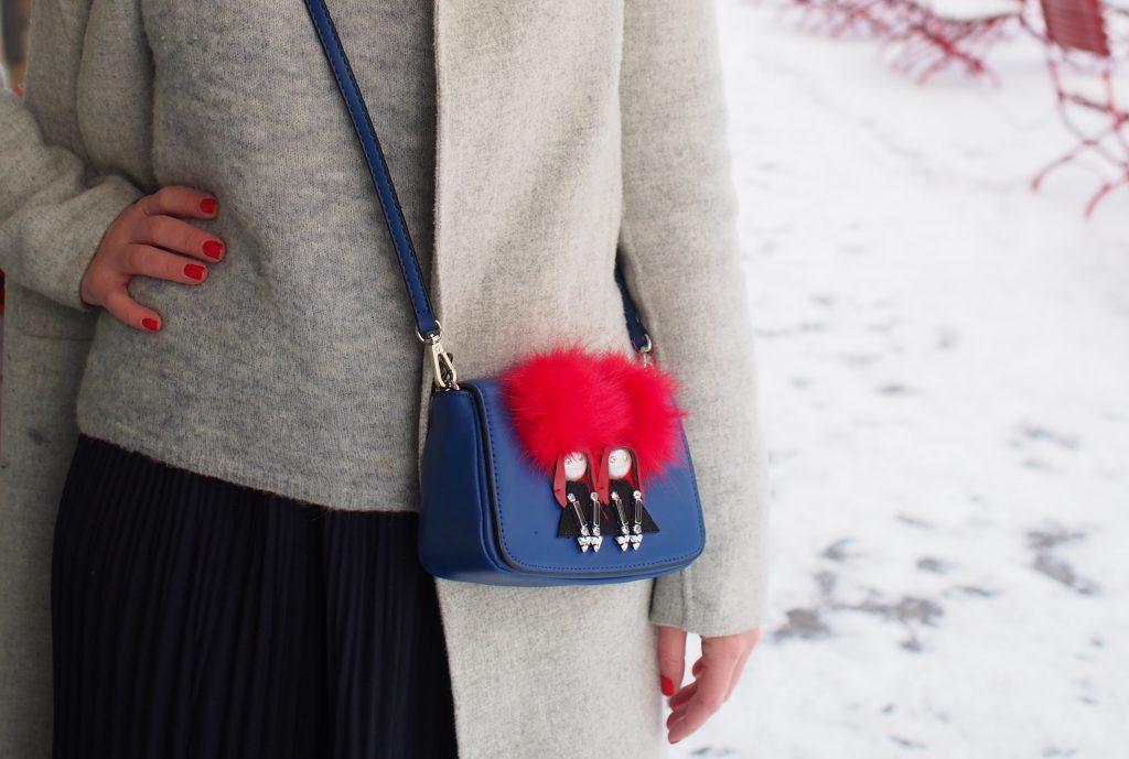 Zara Sternzeichentasche Twin bag