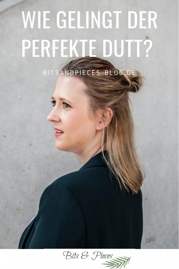 Wie gelingt der perfekte Dutt?